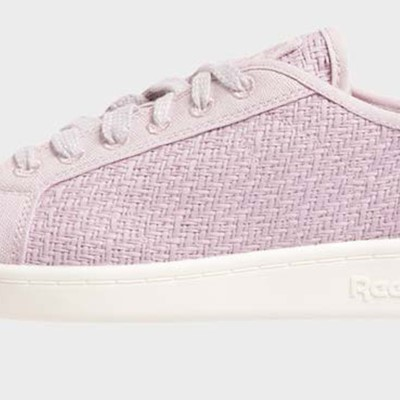 """Cotton + Corn"" vegan sneakers - Lavender Luck"