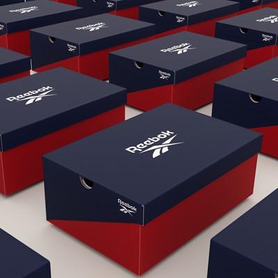 Reebok 2020 Shoe Boxes