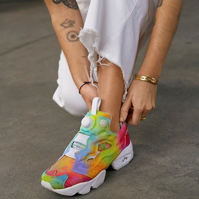 "Reebok ""All Types of Love"" Collection - Zig Kinetica"
