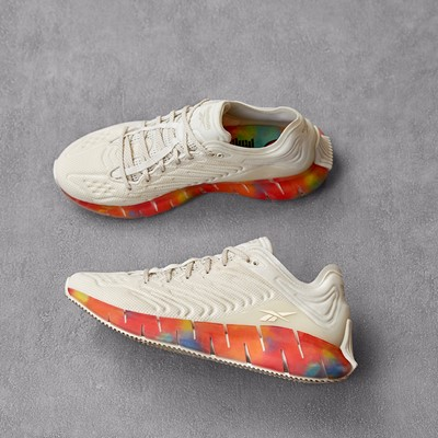 """Reebok """"All Types of Love"""" Collection - Zig Kinetica"""