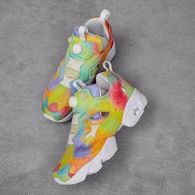 """Reebok """"All Types of Love"""" Collection - Instapump Fury"""