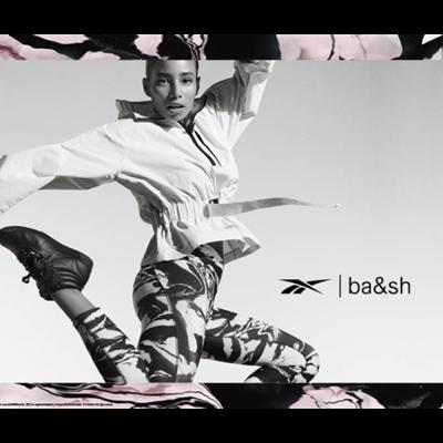 パリのファッションブランド「ba&sh」と初コラボレーション ダンスをモチーフにした女性らしいエレガントなスタジオウェアが登場 「REEBOK × ba&sh Collection」 2020年6月1日(月)発売
