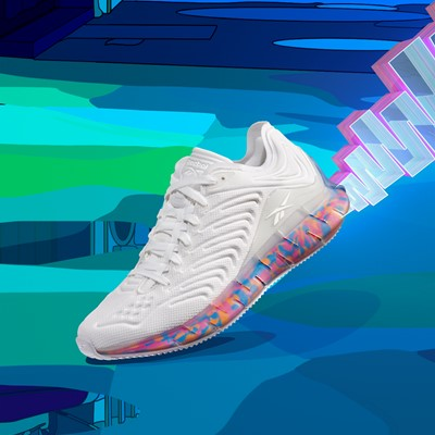 Reebok's Bold New Zig Kinetica Styles Visualize the Energy Within