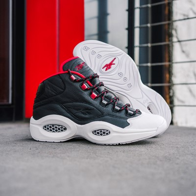 "REEBOK LAUNCHES QUESTION MID IVERSON X HARDEN ""OG MEETS OG"" IN CROSSOVER PARTNERSHIP WITH ADIDAS, AVAILABLE GLOBALLY AUGUST 7"