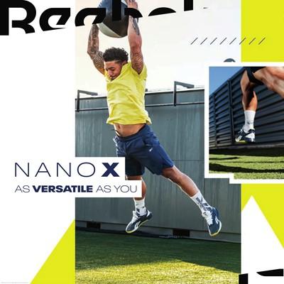 使える身体をつくるファンクショナルトレーニング向けシューズ 耐久性・グリップ力・安定性を実現した「Nano X」より新色登場 2020年8月6日(木)発売