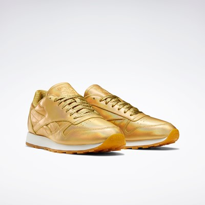 Classic Leather (Gold) - Front