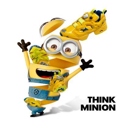 """Minions x Reebok Instapump Fury """"Minions"""""""