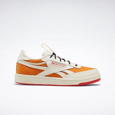Reebok x TAO Orange Side
