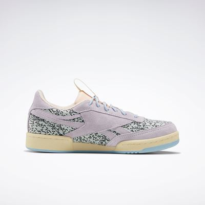 Reebok x TAO Purple Side