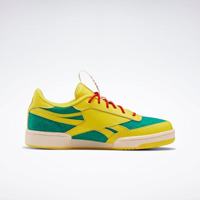 Reebok x TAO Yellow Side