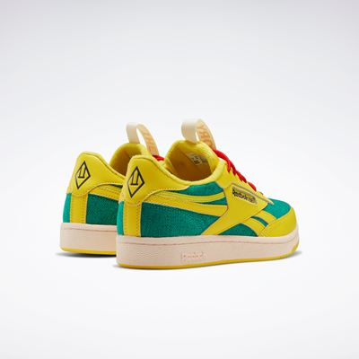 Reebok x TAO Yellow Back