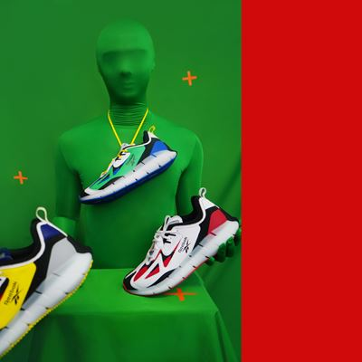Reebok x Angus Chiang Capsule Collection