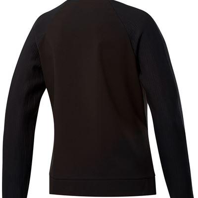 Thermowarm Deltapeak Crew Sweatshirt - Back - Women