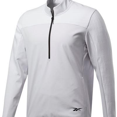Thermowarm Deltapeak Quarter-Zip Sweatshirt - Front - Men