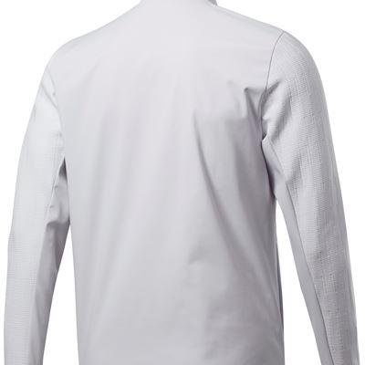 Thermowarm Deltapeak Quarter-Zip Sweatshirt - Back - Men