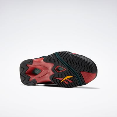 Kamikaze II Black-Green-Red
