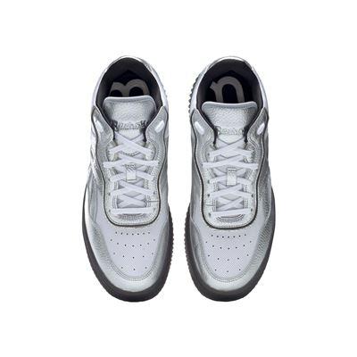Reebok x VB Dual Court II Silver Metallic TPP