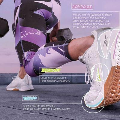 Reebok SS21 Nano X1 Womens Tech Sheet