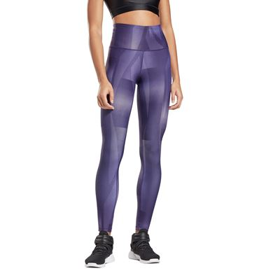 Lux Bold High Rise Vector Blox Tights