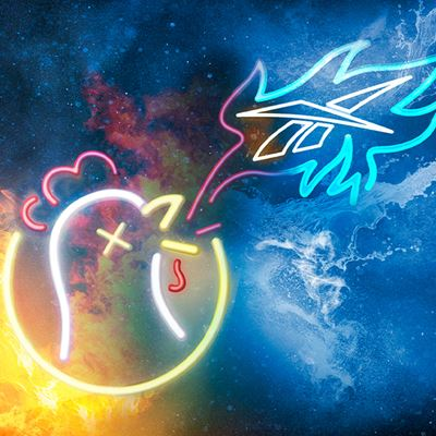 SS21 Reebok x Hot Ones - Logo