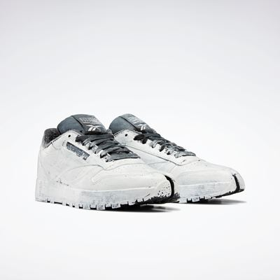 Maison Margiela x Reebok Classic Leather Tabi Bianchetto