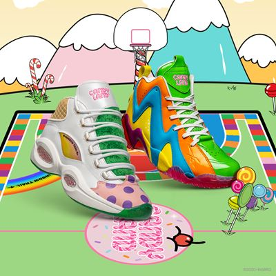 Reebok x Candyland Educate Basketball Adult Bball Pack