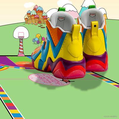 Reebok x Candyland Launch Sustain Basketball Adult Kamikaze II Masthead Large