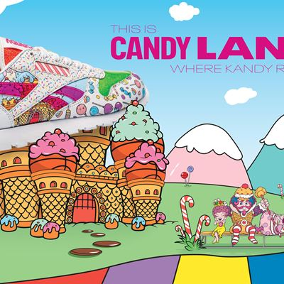 REEBOK, HASBRO AND BOYS & GIRLS CLUBS  BRING 'CANDY LAND' TO THE BLACKTOP FOR KIDS IN METRO ATLANTA