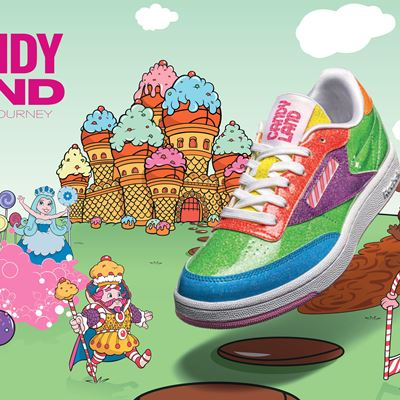 Reebok Candy Land Horizontal Club C