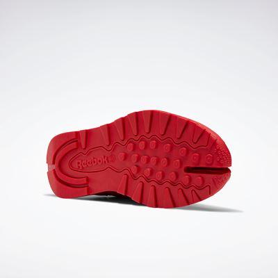 Maison Margiela x Reebok Classic - Leather - Tabi red (6)