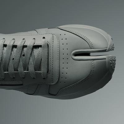 Maison Margiela x Reebok Classic - Leather - Tabi grey - DETAIL 01 - 1080X1920