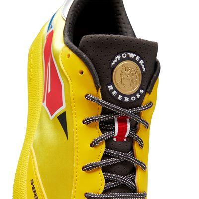 Reebok x Power Rangers collection - Club C Yellow Ranger D1