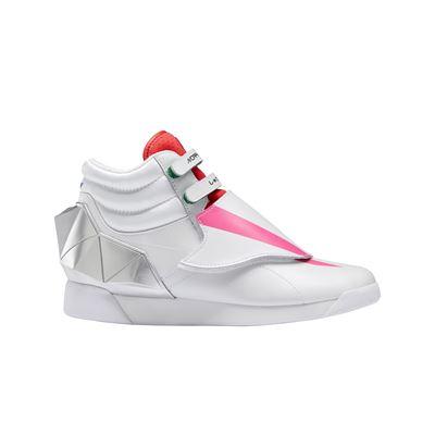 Reebok x Power Rangers collection - Freestyle Hi Pink Ranger SLC