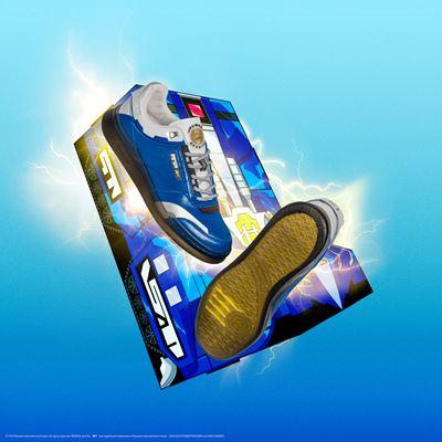 Reebok x Power Rangers collection - Club C Blue Ranger