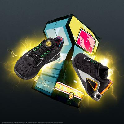 Reebok x Power Rangers collection - Nano X1 Black Ranger