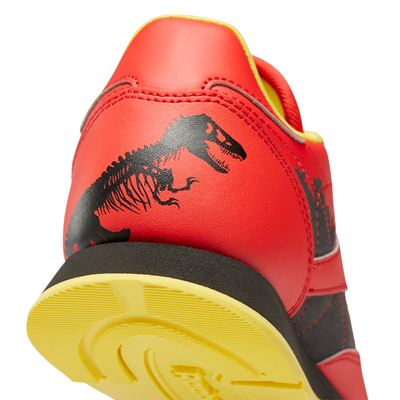 Reebok x Jurassic Park Red Classic Leather Junior D1