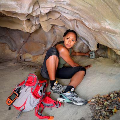 Reebok x National Geographic Dr. Rae Wynn-Grant