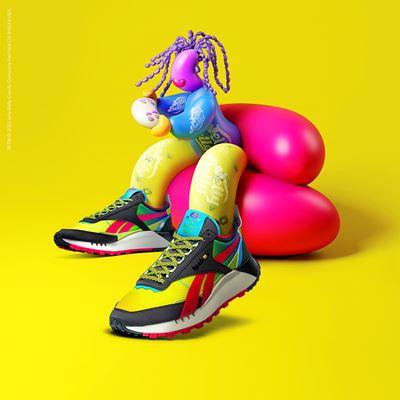 Reebok x Jelly Belly CL Legacy