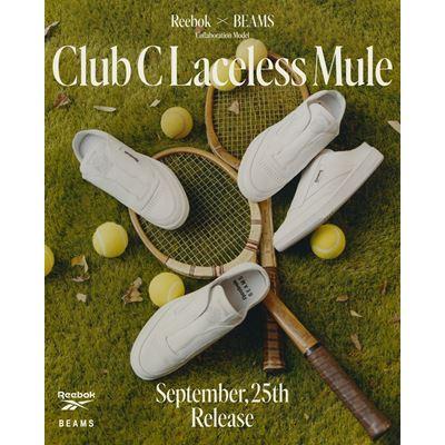 Club C Laceless Mule