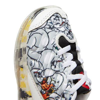 Reebok x Ghostbusters - Zig Kinetica Kids - White:Black