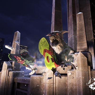 Reebok x Ghostbusters Horizontal Answer IV