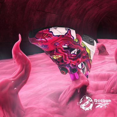 Reebok x Ghostbusters Horizontal Instapump Fury