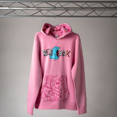 Reebok x Ghostbusters - Pink Hoodie