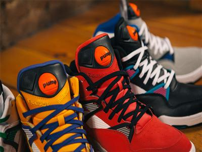 Reebok Classic Launch The Pump Omni Zone ''Tribute Pack'' For SS14