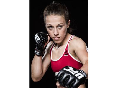 Reebok Partners with UFC® World Champion Joanna Jędrzejczyk