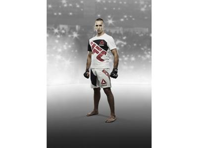 REEBOK PARTNERS WITH UFC® FIGHTER  RORY MACDONALD