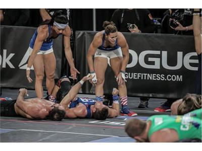 The US Team Crowned 2015 Reebok CrossFit Invitational Champions