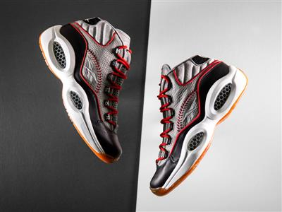 Reebok Unveils Question Mid 'Practice'