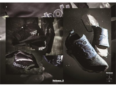 「Reebok CLASSIC」×「N.HOOLYWOOD」コラボレーション第二弾 「深海」をテーマにしたアパレル、シューズの日本限定コレクションが登場 2017年3月11日(土)より発売開始