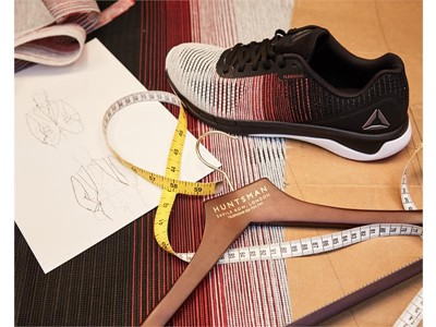 FASHION, FUTURE FORGE FOUNDATION OF REEBOK AND HUNTSMAN & SONS COLLABORATION